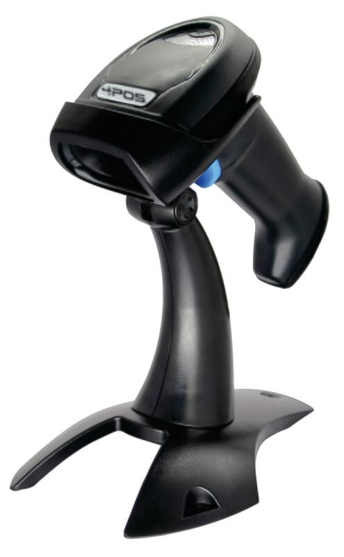 4POS USB Laser Scanner