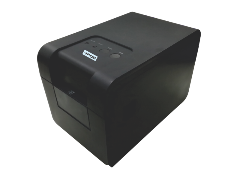 4POS 60mm Thermal BARCODE AND RECEIPT Printer (2 in 1)