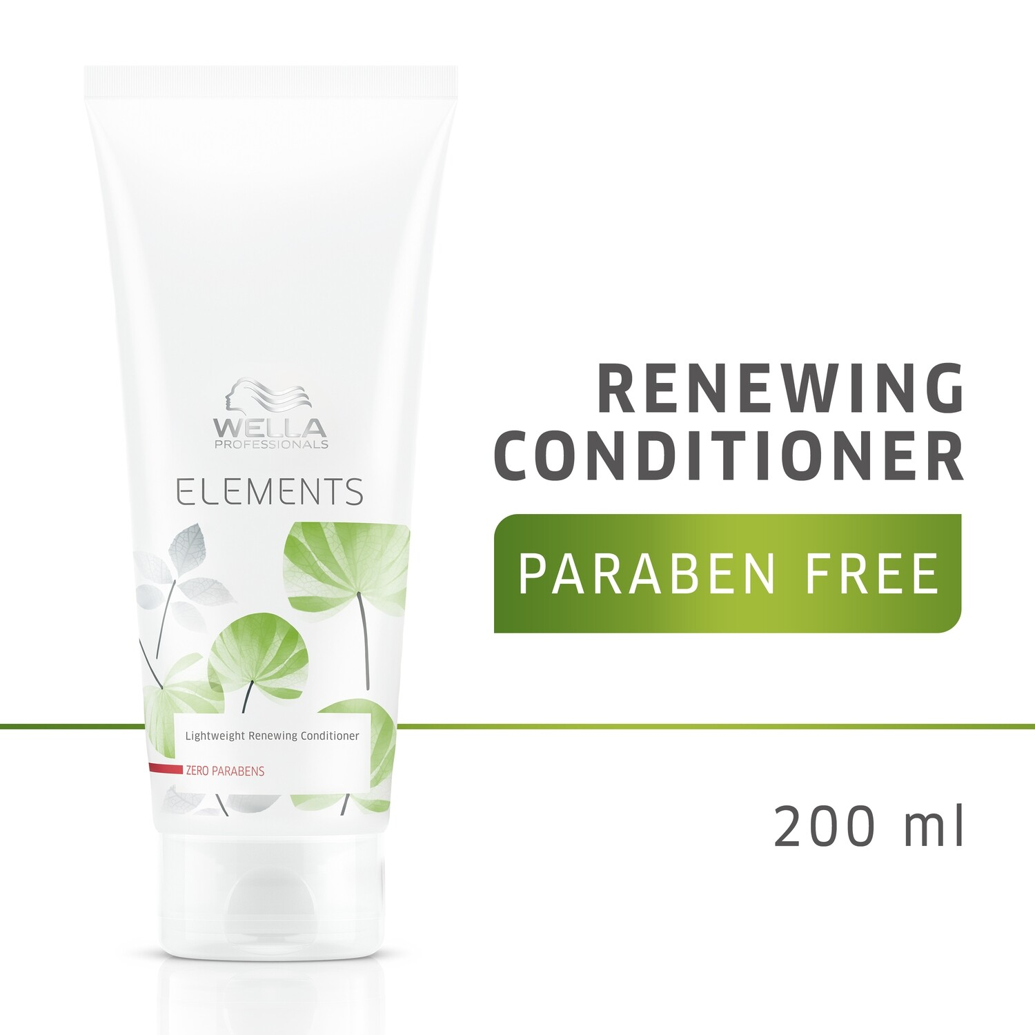Elements Light Renewing Conditioner Paraben Free 200ml