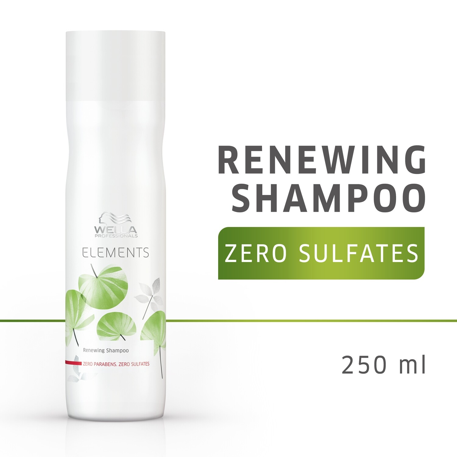 Elements Renewing Shampoo Sulfate Free 250ml