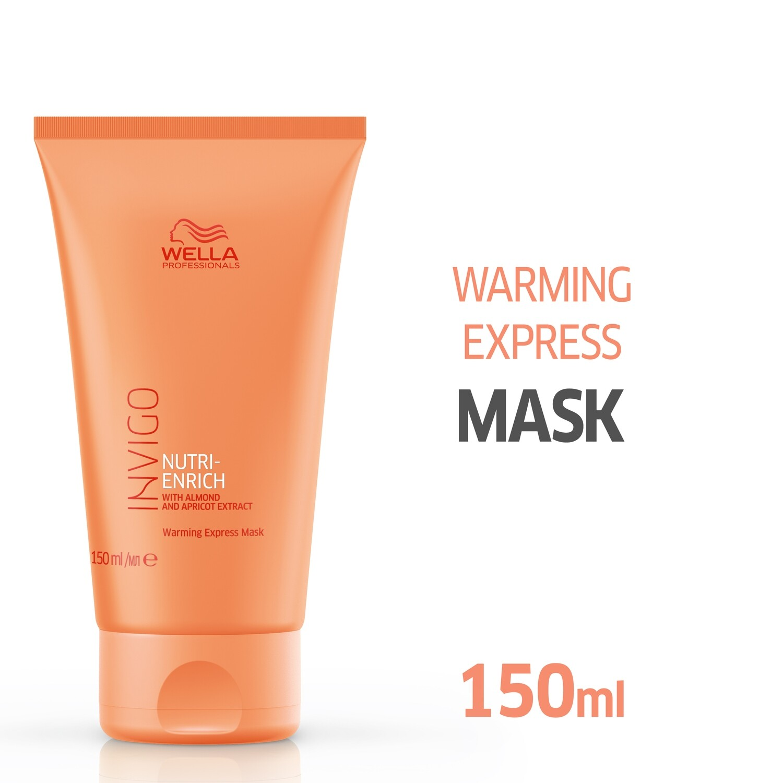 Invigo Nutri-Enrich Warming Express Mask 150ml