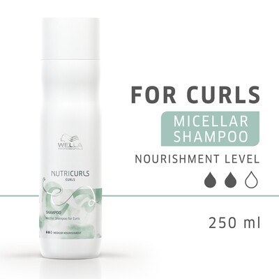 Nutricurls Shampoo 250ml