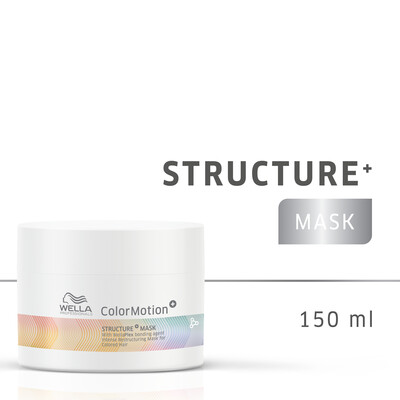 Color Motion Structure mask with WellaPlex bonding agent 150ml