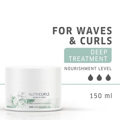 Nutricurls Mask 150ml