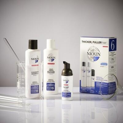 Nioxin Trial Kit System 6