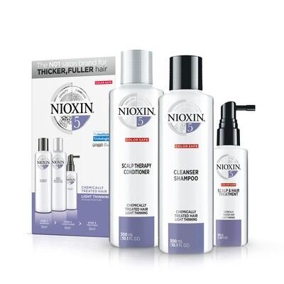 Nioxin Loyalty Kit System 5