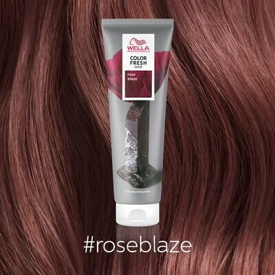 Color Fresh Mask Rose Blaze 150ml