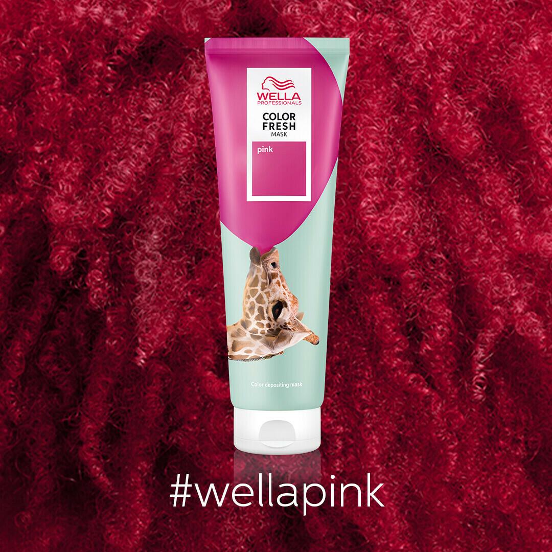 Color Fresh Mask Pink 150ml