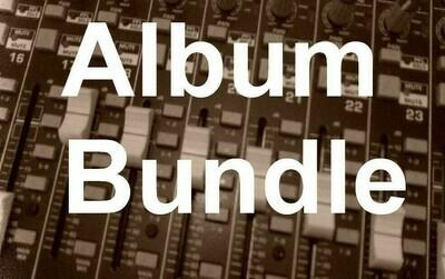 5 track EP mixing bundle