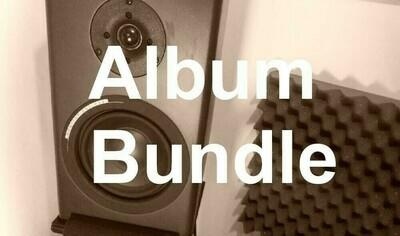 5 song Mastering Bundle