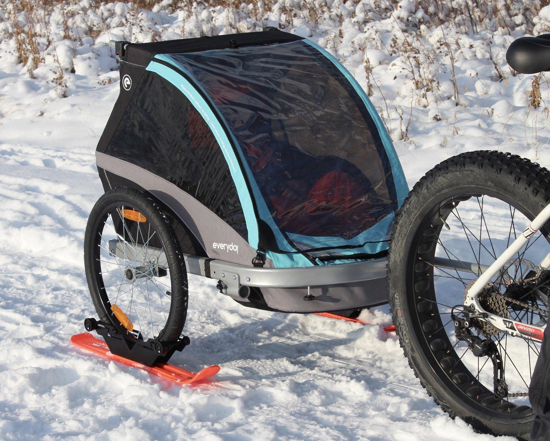 RX1 Polar Stroller Ski -INDIVIDUAL