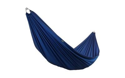 Doppelhängematte 370 x 160 cm, Blau