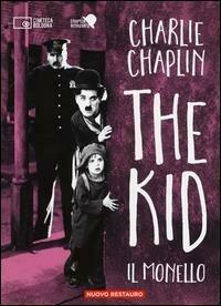 Charlie Chaplin - Monello (Il) (2 Dvd+Libro)