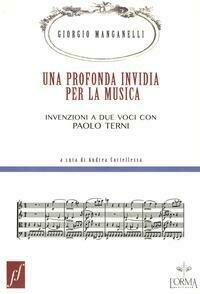 Una profonda invidia per la musica. Invenzioni a due voci con Paolo Terni