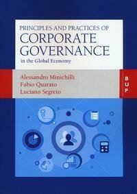 Principles and practice of corporate governance in the global economy
