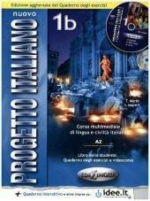 Nuovo Progetto Italiano. Vol. 1B. Libro