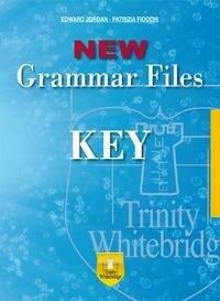 New Grammar Files Key