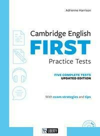 Cambridge English First Practice Tests.