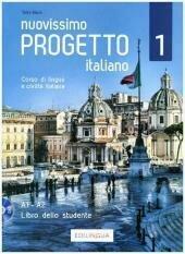Nuovissimo Progetto Italiano 1. Libro De