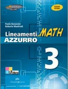 Lineamenti Math Azzurro 5