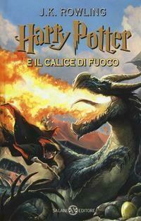 Harry Potter e il calice di fuoco. Nuova ediz.