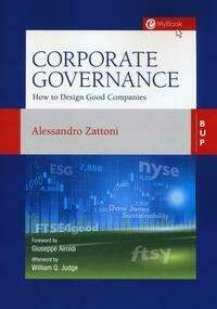 Corporate governance. How to design good Companies