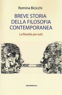 Breve storia della filosofia contemporanea