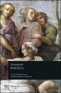 La poetica. Testo greco a fronte