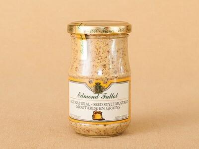 Fallot Mustard WholeGrain205g