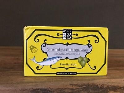 Morgada Sardines in Extra Virgin OO