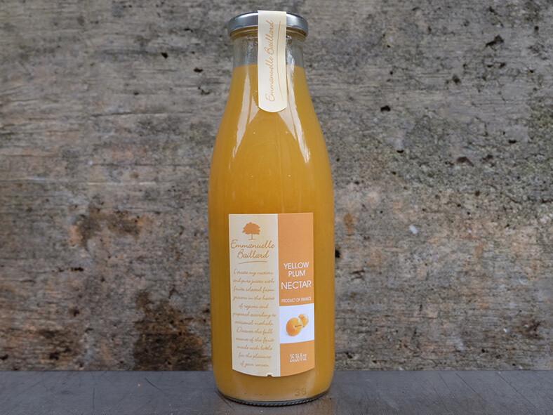 Nectars de Bourgogne Mirabelle PlumBIO750ml