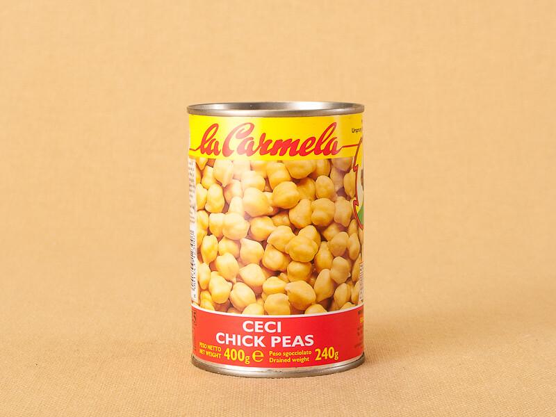 Carmela Chickpeas 240g