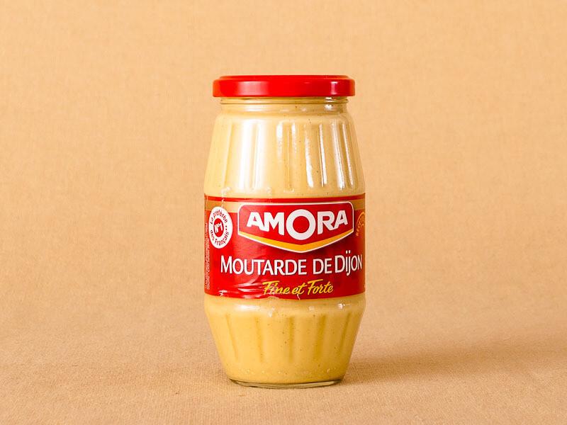 Amora Mustard 440g