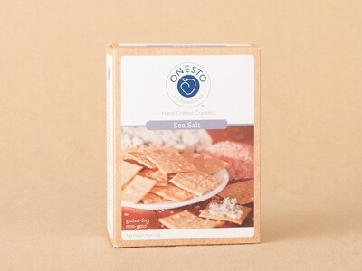 Onesto Sea Salt Crackers