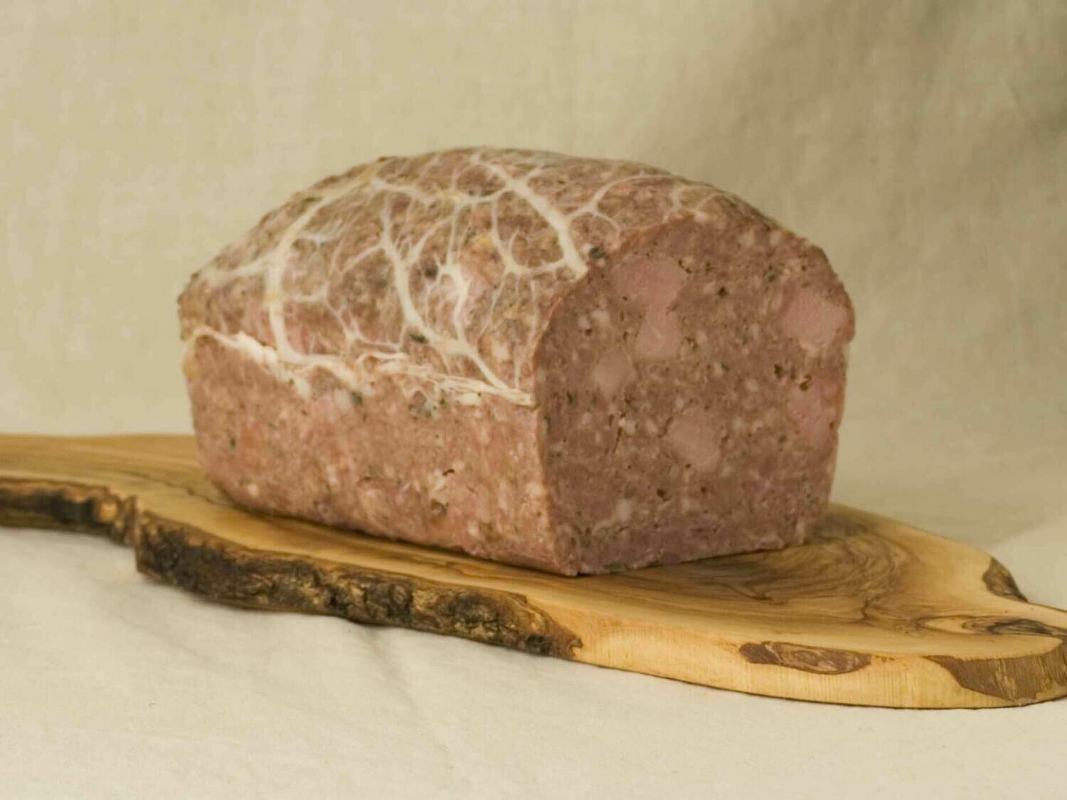 Housemade Pate Campagne - 1/2 Pound