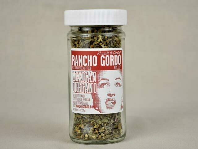 Rancho Gordo Mexican Oregano