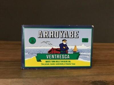 Arroyabe Ventresca Tuna