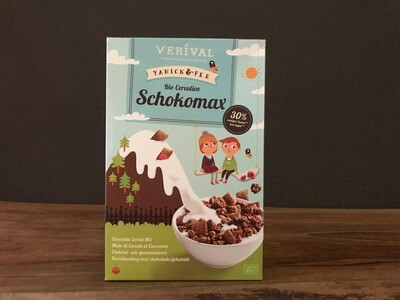 Verival Chocolate Cereal Mix