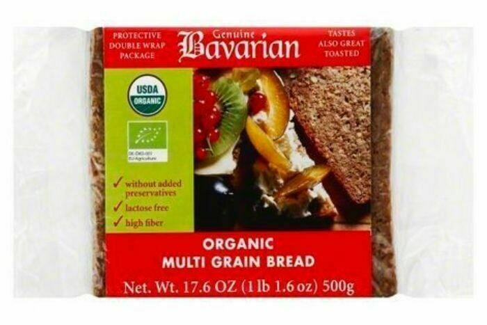 Bavarian Breads - Multigrain