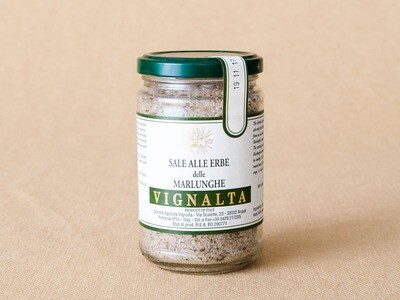 Vignalta Herb Sea Salt 300g