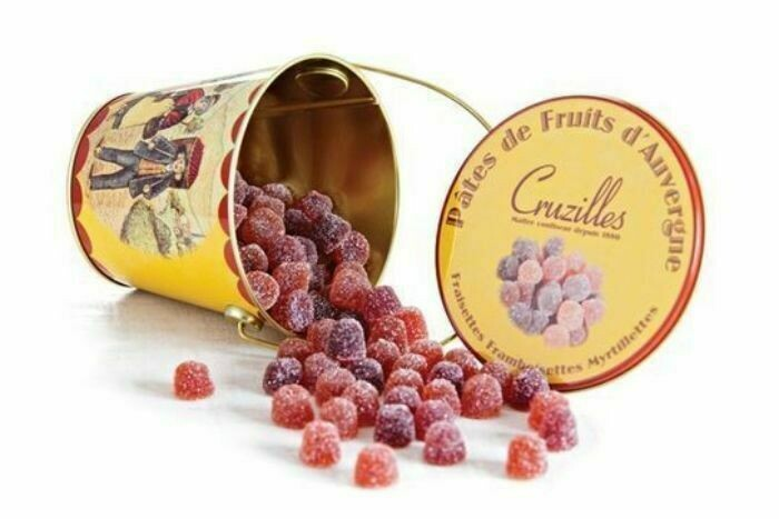Cruzilles Fruit Pates 180g