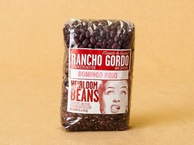 Rancho Gordo Domingo Beans 16oz