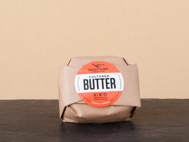 Butter, Ploughgate salted 8oz