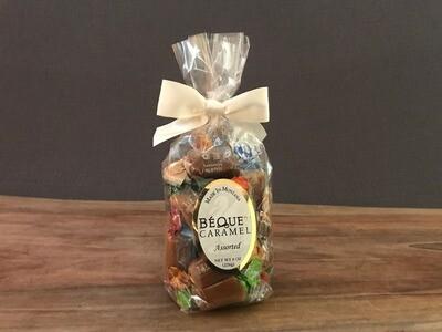 Bequet Caramel Assorted 8oz bag