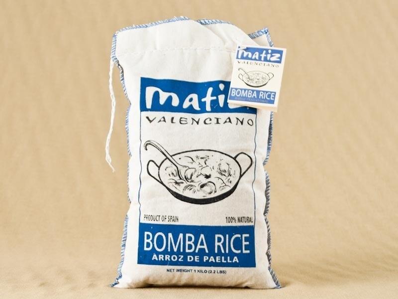 Matiz Bomba Rice - 1kg