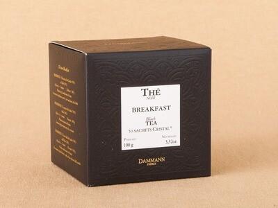 Dammann Freres Cristal Breakfast 50ct