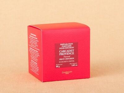 Dammann Freres Cristal Provence 20ct