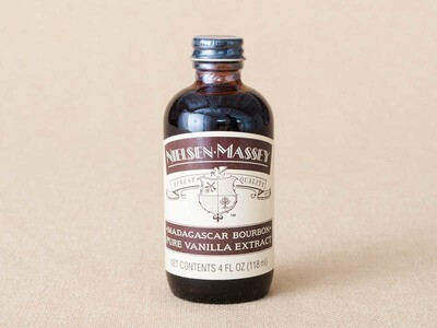 Nielsen Vanilla Extract 4oz