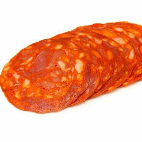 Chorizo, Slicing - 1/2 Pound