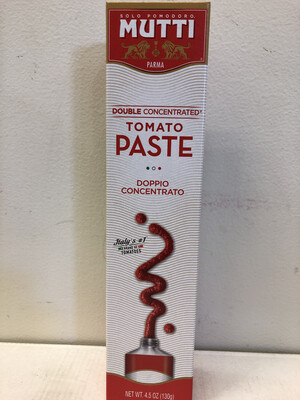 Mutti Tomato Paste 4.5oz